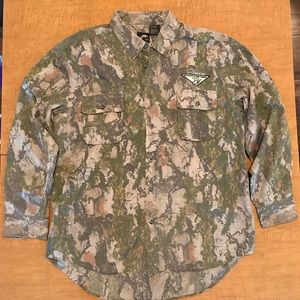 Other - Camo button down
